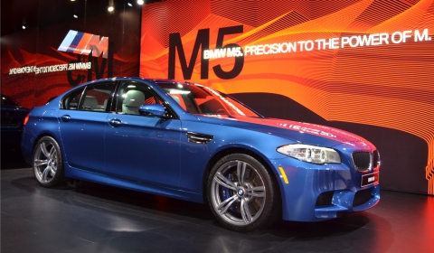 2013 BMW F10M M5 manual gearbox