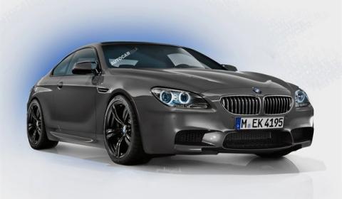 2013 BMW F12M M6 Release at Geneva Auto Salon 2012