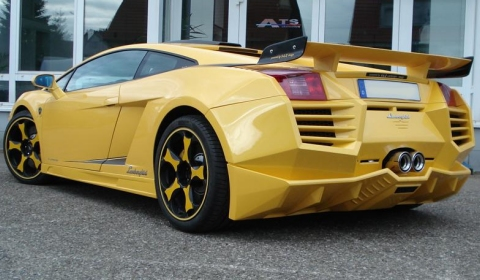 Lamborghini Gallardo Galaxy Warrior