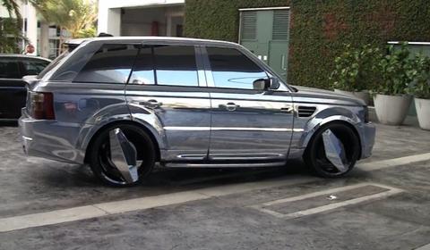 Range Rover Sport Chrome