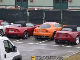 Alfa Romeo 8C Competizione in Dukes of Hazzard General Lee Colours