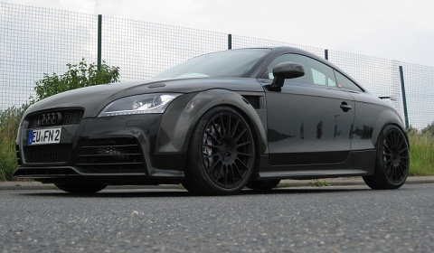 Audi TT 3.2 Turbo DSG With 615hp for Sale