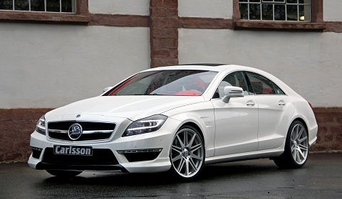 Official: Carlsson CK63 RS Santa Edition