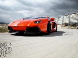 DMC Lamborghini Aventador Teaser
