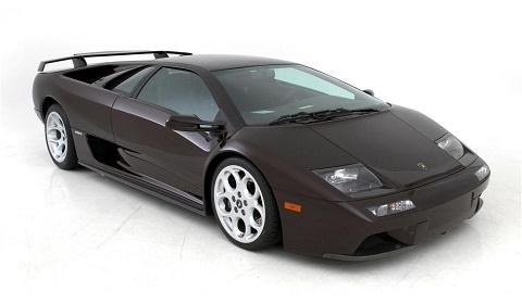 For Sale: Final Lamborghini Diablo 6.0 Liter VT SE