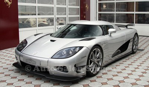 For Sale: Koenigsegg Trevita