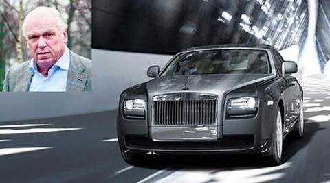 Hessing Rolls-Royce Ghost