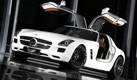 Inden Design Mercedes SLS 'The Flyer'
