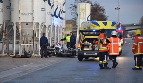Journalist Killed in Ariel Atom 3 Test Drive