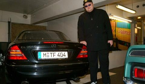 Megaupload Founder Kim Schmitz Arrested and Cars Seized