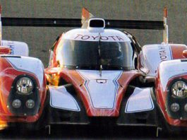 Toyota Le Mans Hybrid Race Car Revealed
