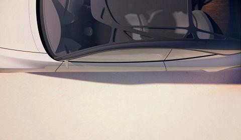 Pininfarina Cambiano Concept Teaser