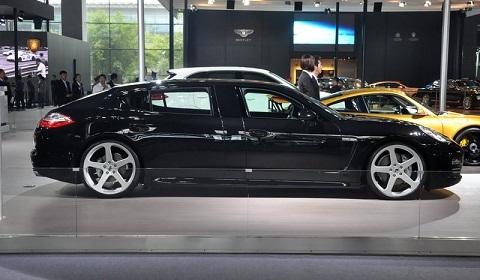 RUF Extended Wheelbase Porsche Panamera