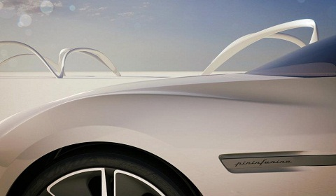Second Pininfarina Cambiano Concept Teaser
