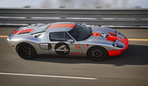 "The GT Guy Reveals Custom Ford GT ""Merkury 4″"
