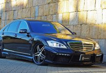 Vitt Performance Squalo Mercedes S-Class