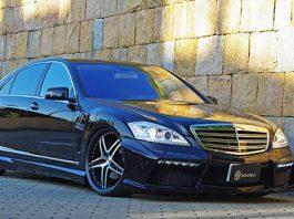 Vitt Performance Squalo Mercedes S-Class