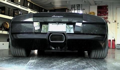 Worlds Loudest Lamborghini Murcielago