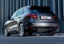 Akrapovic Plans Release Titanium Exhaust Systems for Porsche Cayenne