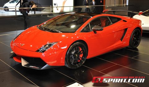Brussels Auto Salon 2012 Supercars Part 01