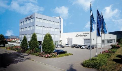 Factory Visit Lorinser Headquarters