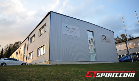 Factory Visit Mansory Headquarters 01