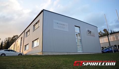 Factory Visit Mansory Headquarters 01