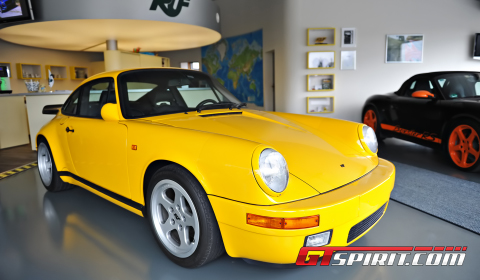 Factory Visit RUF Automobile Headquarters 01