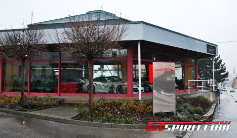 Factory Visit SpeedArt Headquarters 01