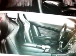 First Look Inside Production Aston Martin V12 Zagato Interior