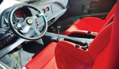 For Sale Lee Iacocca's 1991 Ferrari F40 02