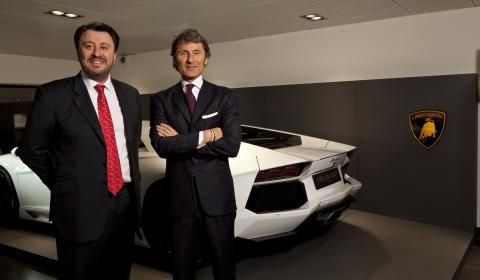 Lamborghini Opens New Dealership Lamborghini Paris Ouest 01