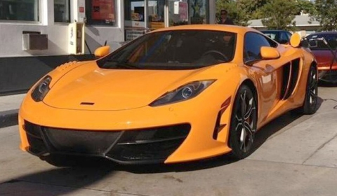 McLaren Confirms MP4-12C HS Edition Limited to Five