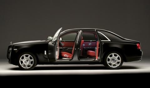 More Rolls-Royce Ghost Owners Choose Bespoke Personalisation