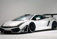Official 2012 Lamborghini Gallardo LP600+ GT3