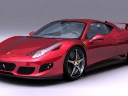 Official Ferrari 458 Italia by Prindiville