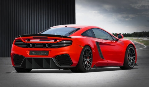Official Hennessey HPE800 Twin Turbo Upgrade for McLaren MP4-12C 01