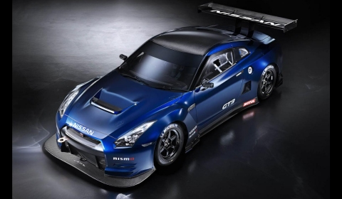 Official Nissan GT-R Nismo GT3