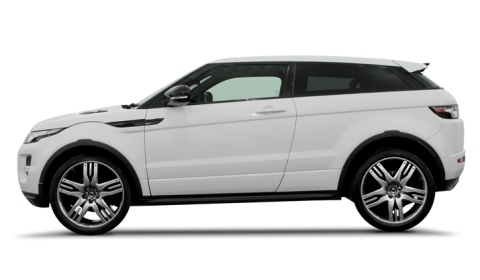 Official Overfinch Olympus Alloy Wheel for Range Rover Evoque