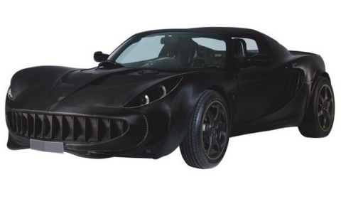 Official PG Elektrus - Another Electric Lotus Elise