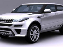 Official Range Rover Evoque by Prindiville Design