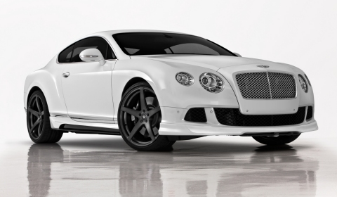 Official Vorsteiner Continental GT BR-10 edition