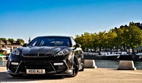 Photo Of The Day Mansory Panamera C One by Mike Crawat