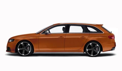 Rendering 2013 Audi RS4 Avant