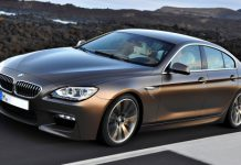 Rendering 2013 BMW M6 Gran Coupe