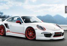Rendering Porsche 911 (991) GT2 RS