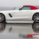 Road Test 2012 Mercedes-Benz SLS AMG Roadster 01