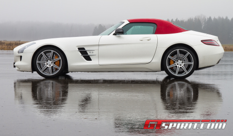 Sls Amg Roadster For Sale Sls Amg Roadster 01