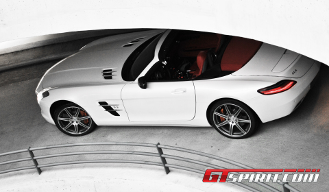 Road Test 2012 Mercedes-Benz SLS AMG Roadster 03