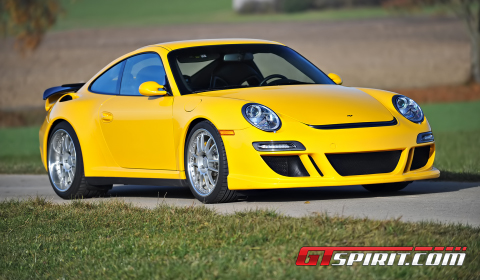 Road Test RUF Rt 12 S , GTspirit